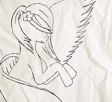 My Little Pony Sketch by May92