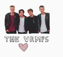 The Vamps by Heather Waterhouse