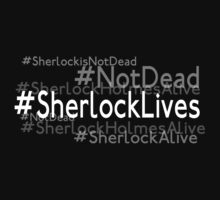#SherlockLives by cumberqueen