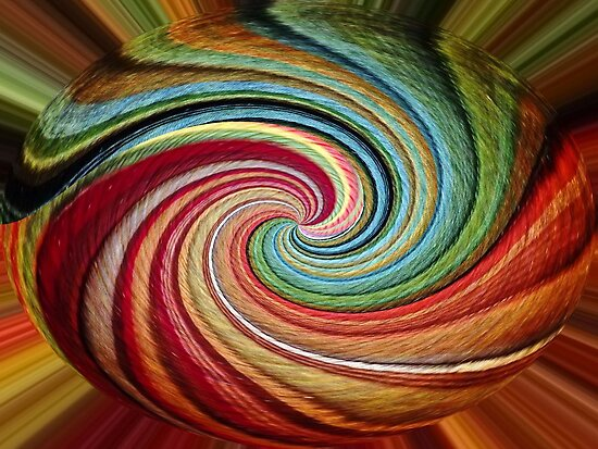 *Swirls* by DeeZ (D L Honeycutt)