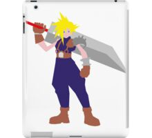 Sword dude iPad Case/Skin