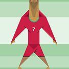 Cristiano Ronaldo by Marcus Marritt by MarcusMarritt