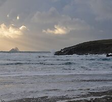 The Skelligs from St Finian's Bay by JurassicJohn