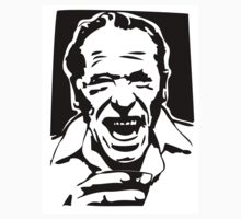Charles Bukowski by 53V3NH