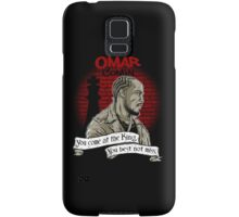 Come At The King Samsung Galaxy Case/Skin