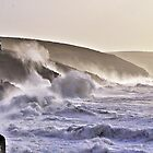 Porthleven 9am - 6.1.2014 by Mike Honour