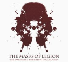 The Masks of Legion - Beginnings by Jack  Munro