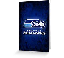 Seahawks Greeting Card