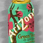 Arizona Green Tea by Nicole Hass