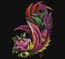 Peony Firebird by Joby Cummings