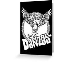 The Danzas Official Poster Greeting Card