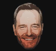 Bryan Cranston Face - Breaking Bad by zaknorris5
