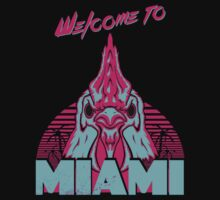 Hotline Miami - Welcome to Miami by zaknorris5