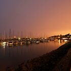 Manly Marina Twilight by Lanny Edey