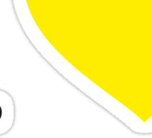 I ♥ GRENOBLE Sticker