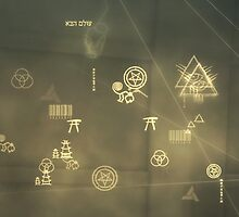 Assassins Creed symbols by Zoe Gentz