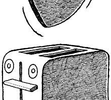 Toaster Valentine  by MarkHackett