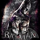 Batman Arkham City by sazzed