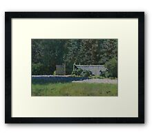 Forestry Framed Print
