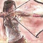 Tomb Raider by batyalewbel