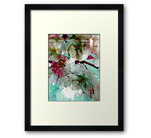 HEAVENLY QUEEN Framed Print