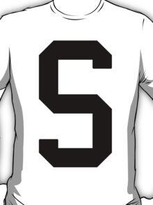 Letterman S T-Shirt