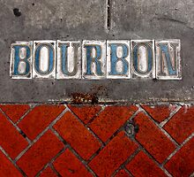 Bourbon Street by Hayley Musson