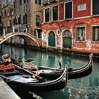 The Canals of Venice by FLYINGSCOTSMAN