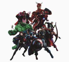 The Avengers - I vendicatori Kids Clothes
