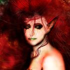 The Red Faery by Andre Martin