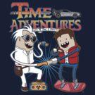 Time Travel Adventures by kgullholmen