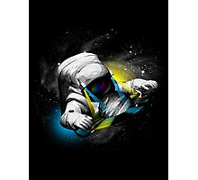 Space Beats Photographic Print