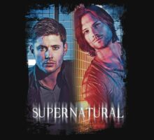 Supernatural Shirt by famedazed