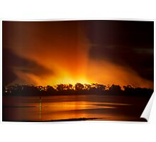 Fires over the Tamar 1 Poster