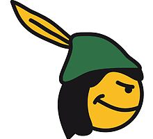 Robin Hood Smiley by Style-O-Mat