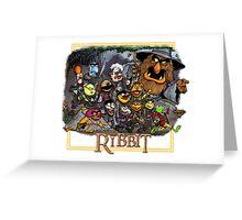 The Ribbit Greeting Card