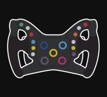 Formula Legend Steering Wheel BIG by beernathan