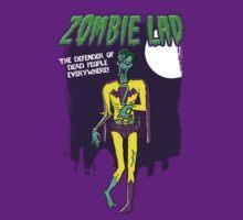 Zombie Lad - Pack Of Heroes by JohnDC
