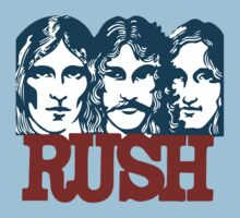 Rush by bullshirt