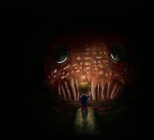 Boy meets Snake by MattNomC