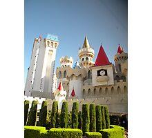 White Palace Photographic Print