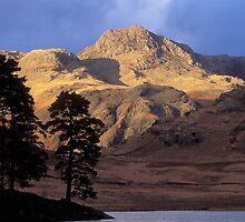 Harrison Stickle Lake District by Nick Jenkins