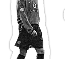 Beckham Sticker