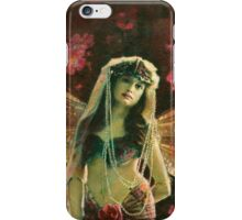 The Late Miss Victorian Gothic iPhone Case/Skin