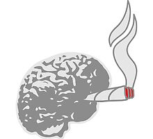 Joint Smoking Brain by Style-O-Mat