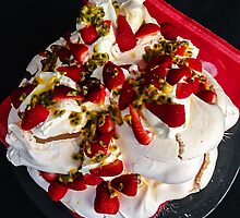 Passion for Pavlova by TonyCrehan