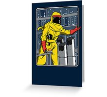 A Match Made In Space Greeting Card