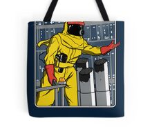 A Match Made In Space Tote Bag