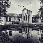 Valle Crucis Abbey v2 by Ian Mitchell