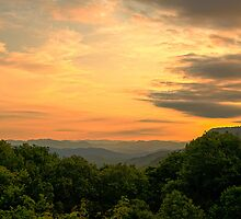 Smoky Mountain Colors by JKKimball